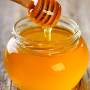 PURE RAW HONEY (1 LITER)