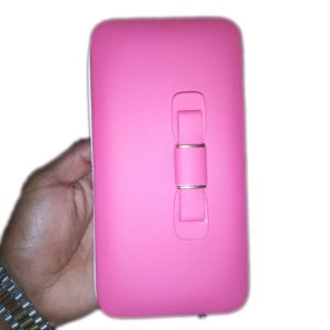 Classic Phone Wallet For Women Pink