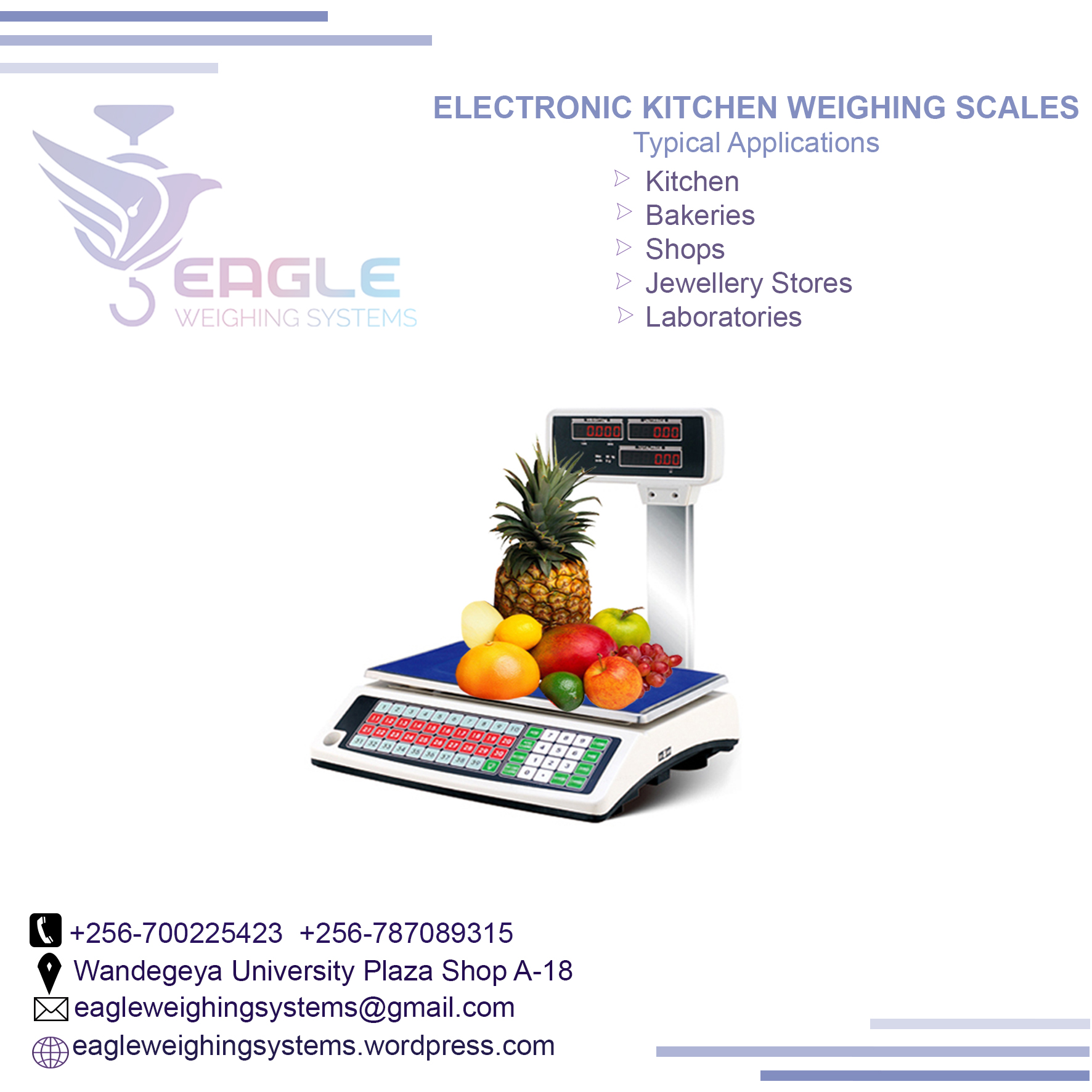 digital weight parcel postal weighing scales