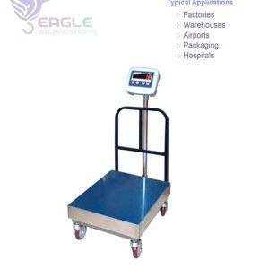 Electronic platform weighing digital scale/balance