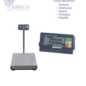 Platform Stainless Steel Scale