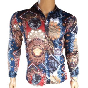 Versace Long Sleeve Shirt